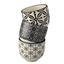 Šálka Na Čaj Shiva - čierna/biela, Štýlový, keramika (7/6cm) - Mömax modern living