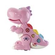 Spieltier Codi, Mein Lerndino Pink - Pink/Multicolor, Basics, Kunststoff (40/36,1/13,3cm) - V Tech