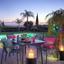 Zahradní Stůl San Antonio - šedá/tmavě šedá, kov/sklo (140/75/90cm) - Modern Living