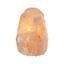 Stolová Lampa Stone 12/14cm, 15 Watt - oranžová, Štýlový, kameň (12/14cm)