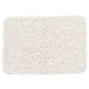 Badematte Lilly - Weiß, KONVENTIONELL, Textil (60/90cm) - OMBRA