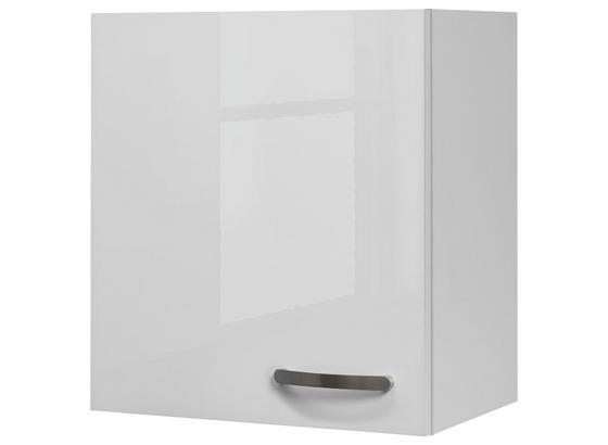 Küchenoberschrank Alba  H 50 - Weiß, MODERN, Holzwerkstoff (50/54,8/32cm)
