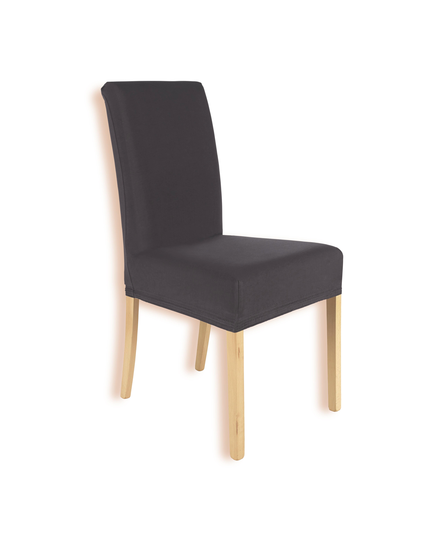 stuhlhussen esszimmer grau. Black Bedroom Furniture Sets. Home Design Ideas