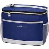 Kühltasche Kt 3720 - Blau/Hellgrau, MODERN, Kunststoff/Textil (32/25/25cm) - Clatronic
