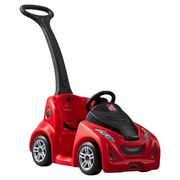 Kinderauto Push Around Buggy Gt - Rot, MODERN, Kunststoff (103,5/92,7/44cm)
