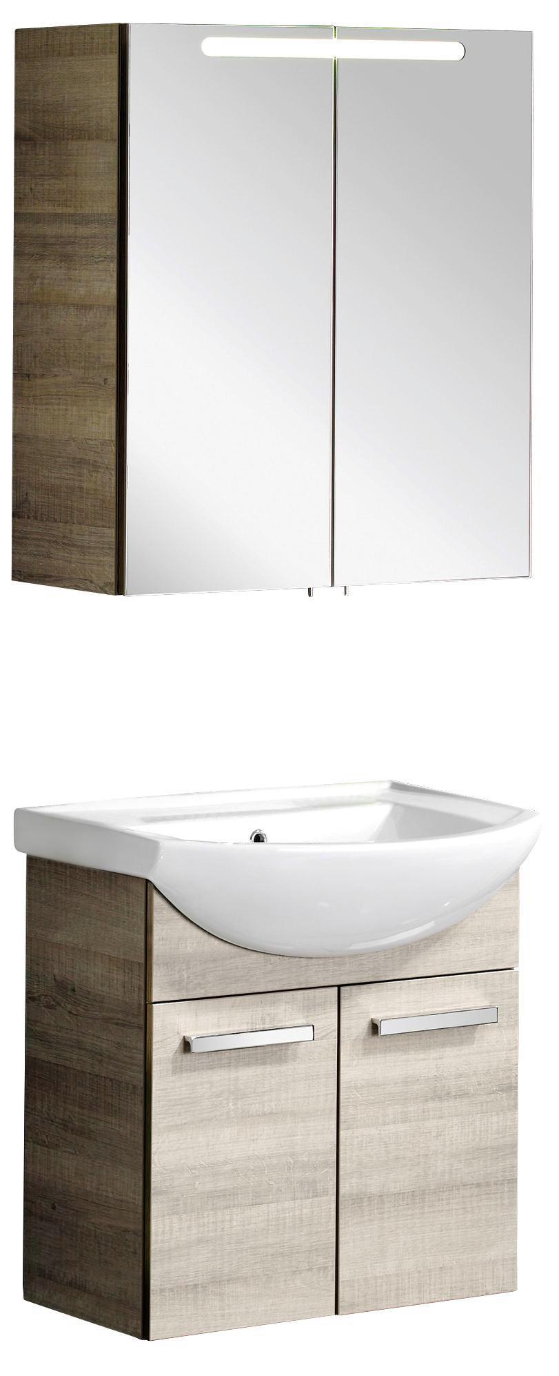 Bademöbel-Set für für kleinere Bäder