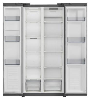 Großer Side-by-Side-Kühlschrank