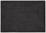 Badematte Liliane - Anthrazit, KONVENTIONELL, Textil (60/90cm) - Ombra