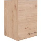 Küchenoberschrank Riva B: 40 cm Eiche Dekor - Eichefarben, MODERN, Holzwerkstoff (40/54/32cm)
