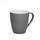 Hrnček Na Kávu Sandy - sivá, Konvenčný, keramika (8,9/10cm) - Mömax modern living