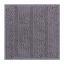 Předložka Koupelnová Uwe -top- - šedá, textil (50/50cm) - Based