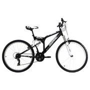 Mountainbike Mtb Atb Fully 26'' Zodiac 577m - Basics, Metall (180/70/100cm)