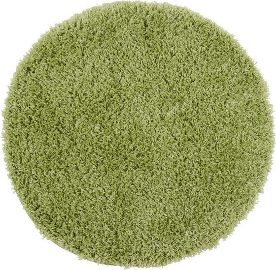 Koberec S Vysokým Vlasem Bono 4 - zelená, Konvenční, textil (80cm) - Mömax modern living