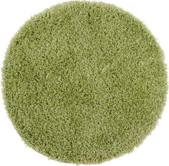 Koberec S Vysokým Vlasem Bono 4 - zelená, Konvenční, textilie (80//cm) - Mömax modern living