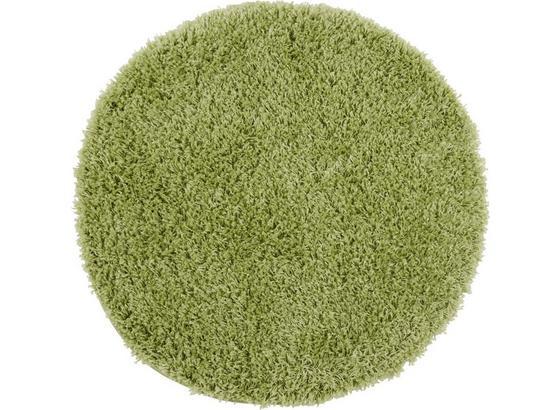 Koberec S Vysokým Vlasom Bono 4 - zelená, Konvenčný, textil (80cm) - Mömax modern living