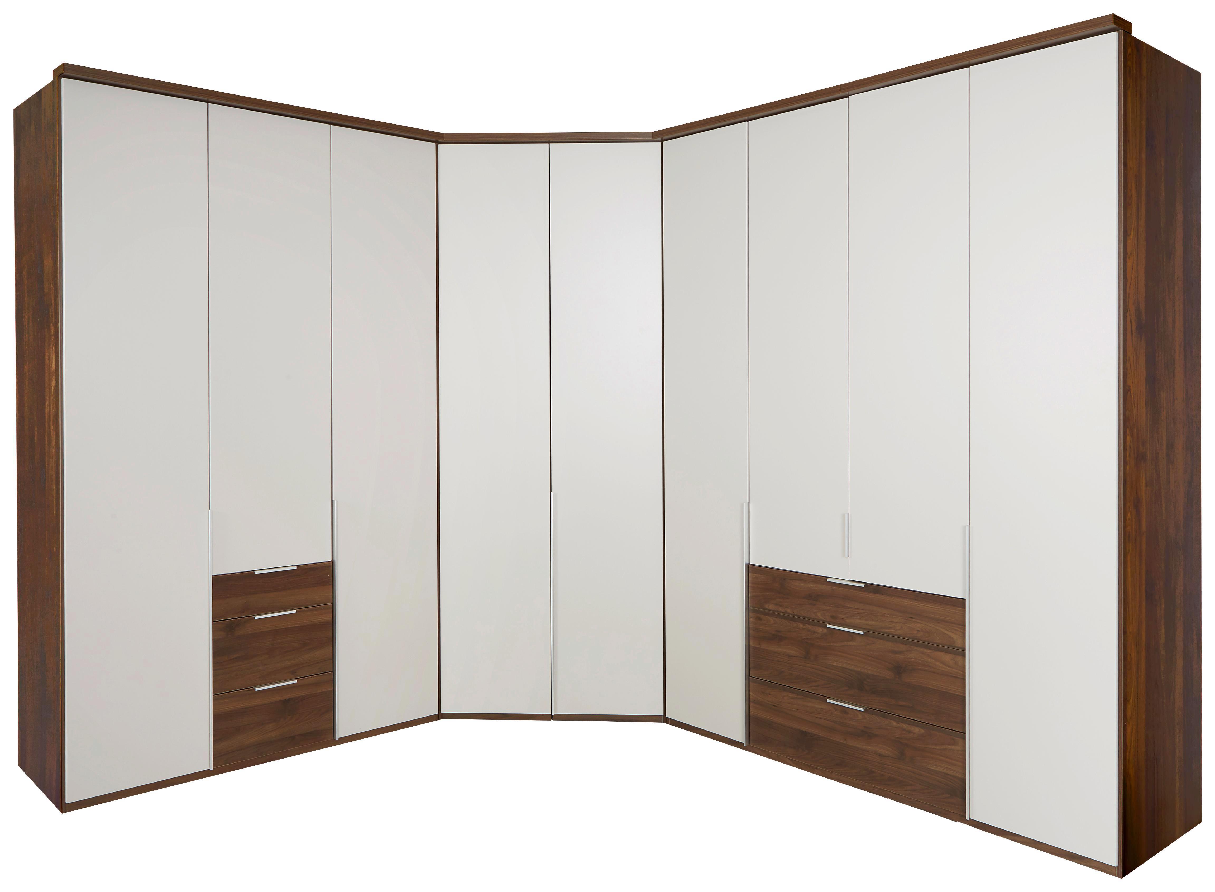 Ormar Za Odjeću Ormar Za Odjeću - boje oraha, Konvencionalno, drvni materijal/drvo (135/234/58cm) - OMBRA