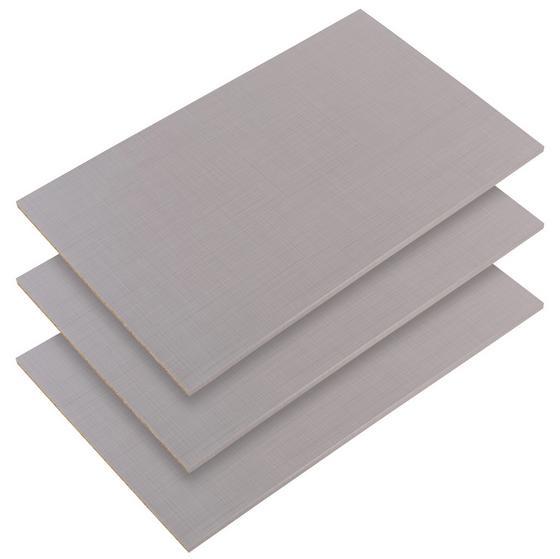 Einlegeböden Zu Schwebetürenschrank Lux - (87/2/50cm)