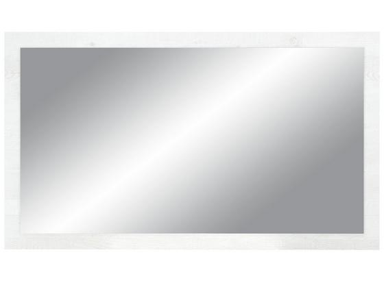 Zrkadlo Duro - farby pínie, Moderný, kompozitné drevo (120/70/1,8cm)
