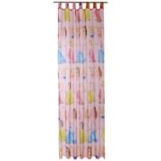 Schlaufenvorhang Princess - Rosa, LIFESTYLE, Textil (140/250cm) - Disney-LÖSCHEN
