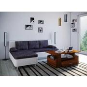 Couchtisch Junata B: 110cm Nussbaumfarben - Nussbaumfarben, Basics, Holzwerkstoff (110/52/44cm) - MID.YOU