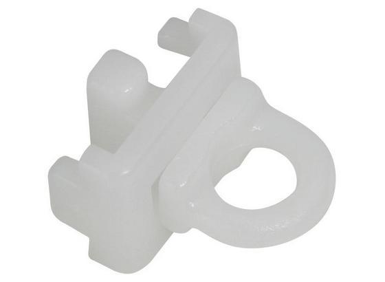 Príslušenstvo Na Koľajničky Feststeller Style - biela, plast (1,5/1,4/1,4cm) - Mömax modern living