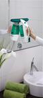 Fenstersauger Dry&Clean - Weiß/Grün, MODERN, Kunststoff (23/10/34,5cm) - Leifheit