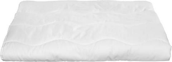 Přikrývka Zilly - bílá, textil - Based