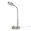 Led Lampa Na Písací Stôl Holger Max. 3 Watt, V: 30 Cm - chrómová, Moderný, kov (20/30cm) - Mömax modern living