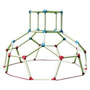 Klettergerüst Dome Climber - Multicolor, MODERN, Kunststoff (170/170/118cm)