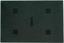 Lábtörlő Zöld - Zöld, konvencionális, Műanyag (40/60cm)