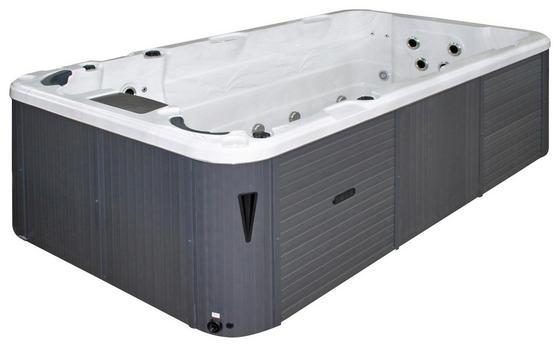 Whirlpool mit Gegenstromanlage