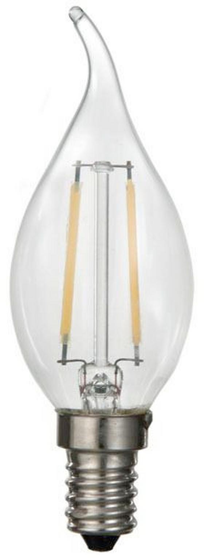 LED-Leuchtmittel 200 lm, E14, A+ - Klar, KONVENTIONELL (3,5cm)
