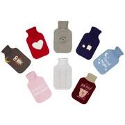Wärmflasche Finja - KONVENTIONELL, Textil (2l) - Ombra