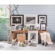 Rám Na Fotky Provence - biela, Romantický / Vidiecky, drevo/sklo (40/50/1,5cm) - Mömax modern living