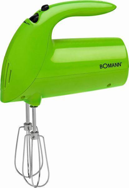 Kézi Kixer Bomann - zöld, műanyag (18/28/9cm) - BOMANN