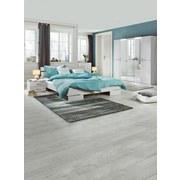 Ložnice Anna 180 - bílá, dřevo/kompozitní dřevo (225/210/58cm)