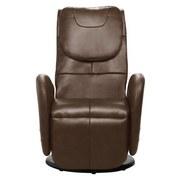 Massagesessel Rs710 Braun - Braun, Basics, Leder (105/110/75cm)
