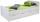Postel Star - bílá, Konvenční, kompozitní dřevo (90/200/cm)
