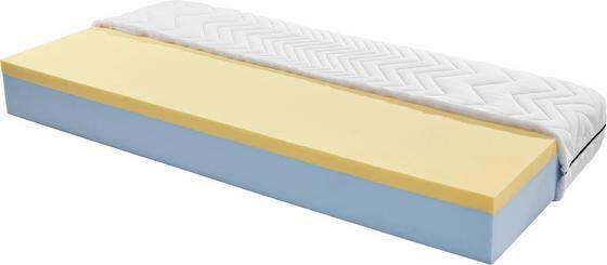 Matrace Z Komfortní Pěny Visco Royal H3 - bílá, textil (80/200cm) - Primatex