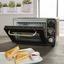 Minibackofen Ilse 1200 Watt - Schwarz, MODERN, Kunststoff/Metall (39/34,5/24,5cm) - Bono