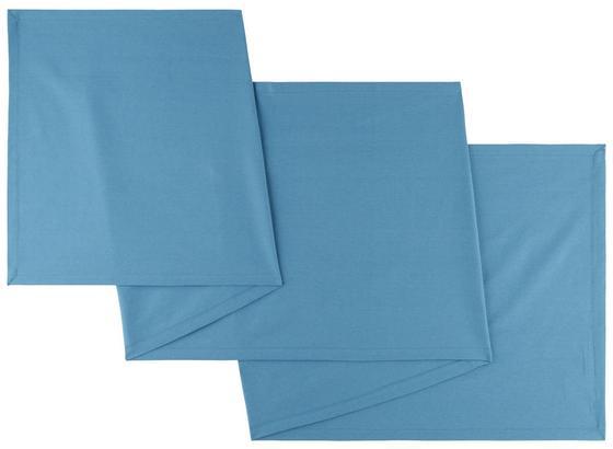 Ubrus 'běhoun' Na Stůl Steffi Prodloužený - modrá, textil (45/240cm) - Mömax modern living