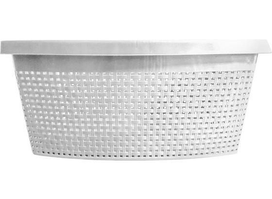 Koš Na Prádlo Rita - bílá, umělá hmota (60/40/26cm) - Mömax modern living