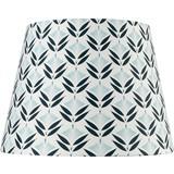Tienidlo Na Svetlo Blomma - čierna/biela, Moderný, textil (16,5-20/15,6cm) - Mömax modern living