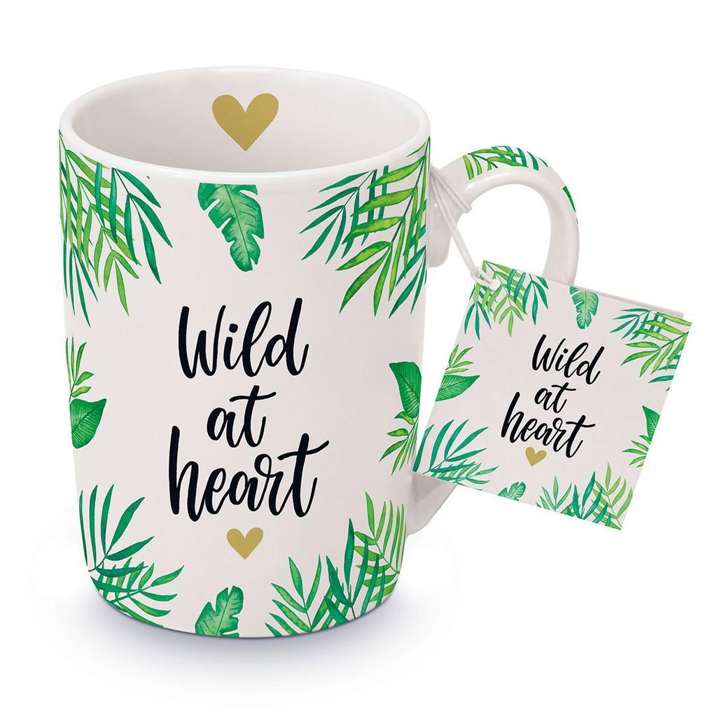 Hrnček Na Kávu Wild At Heart