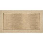 Flachwebeteppich Toskana - Naturfarben, KONVENTIONELL, Textil (80/150cm)
