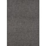 Flachwebeteppich Flatweave 160/230 - Anthrazit, MODERN, Textil (160/230cm)
