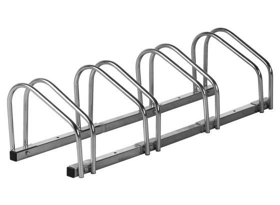Fahrradständer Dunlop - Alufarben, MODERN, Metall (59/34,5/25,5cm)