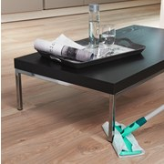 Bodenreinigungsset Clean & Away - Türkis, Basics, Kunststoff (26/10,2/14,40cm) - Leifheit