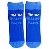 Socken Traummann - Blau, Textil (41-46null)