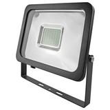 LED-Baustrahler Schwenkbar 4500 lm H: 32 cm - Schwarz, MODERN, Kunststoff/Metall (23,5/32/5,5cm) - Erba